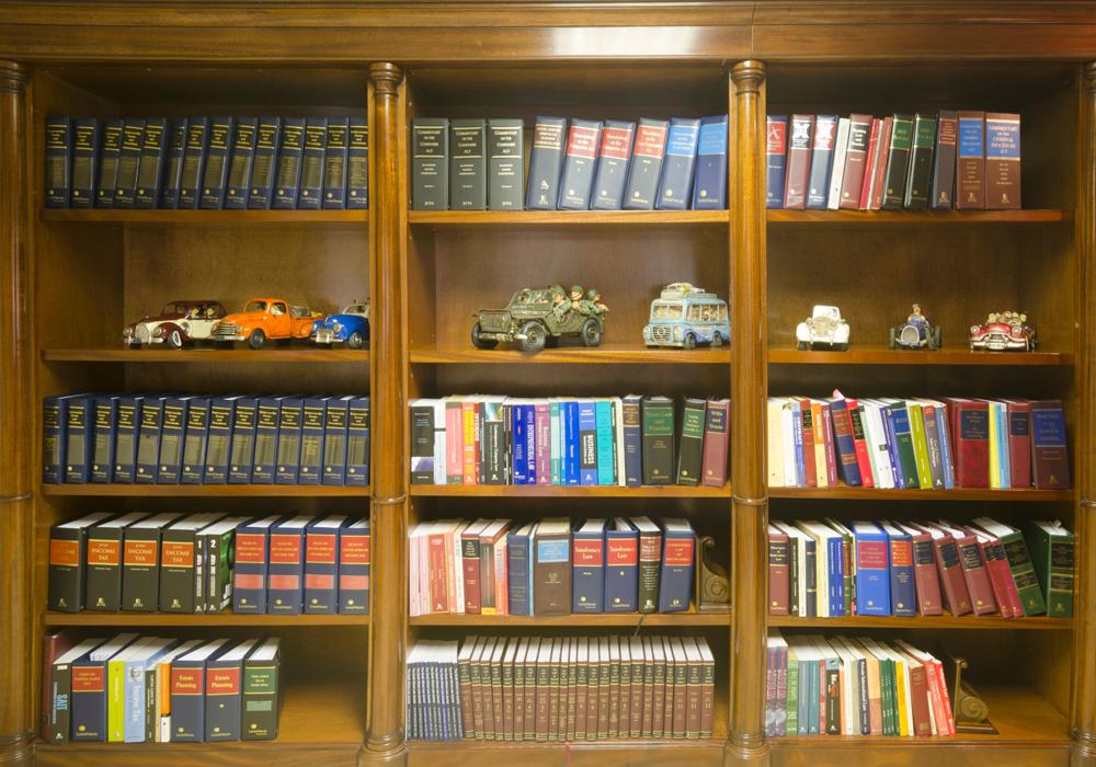 Bookshelf New